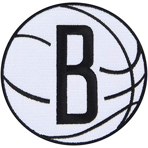 - Brooklyn Nets NBA Authentic Licensed Alternate Team Logo Embroidered Collectors Patch