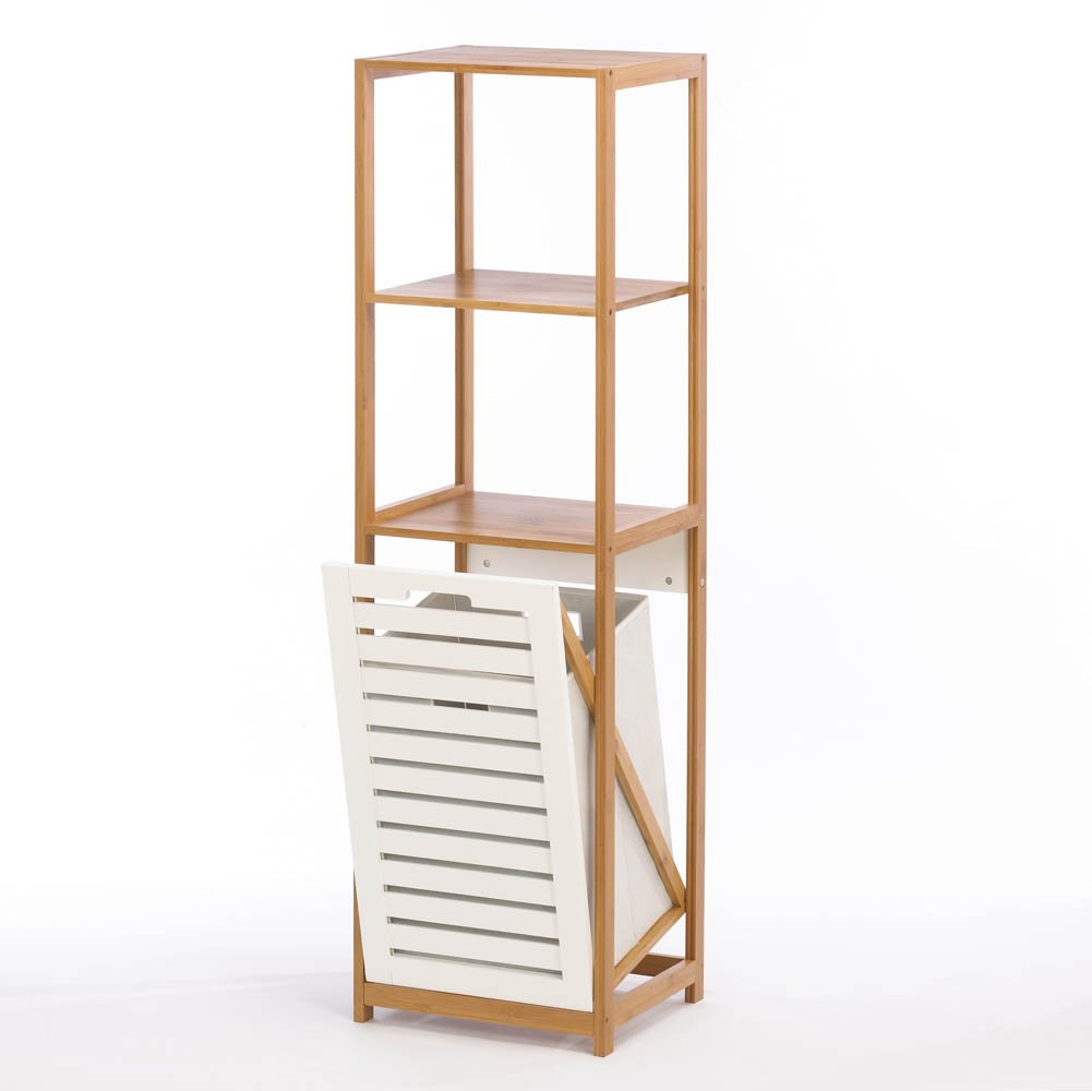 Laundry Hamper With Shelves - Best Home Interior •