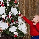 2 Bags Christmas Fake Snow Decor Like Fluffy Snow