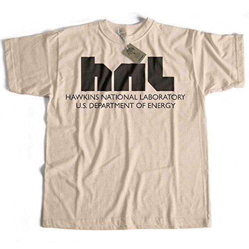 Old Skool Hooligans HNL T Shirt (medium) natural