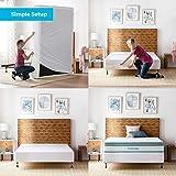 LINENSPA Waterproof Bed Bug Proof Box Spring