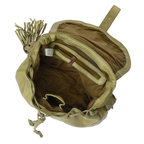 Dudu - Sac porté épaule - 580-1083 Timeless - Bag - Vert - Femme