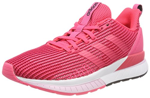 adidas Questar TND W, Chaussures de Running Femme Rose (Real Pink S18/shock Red S16)