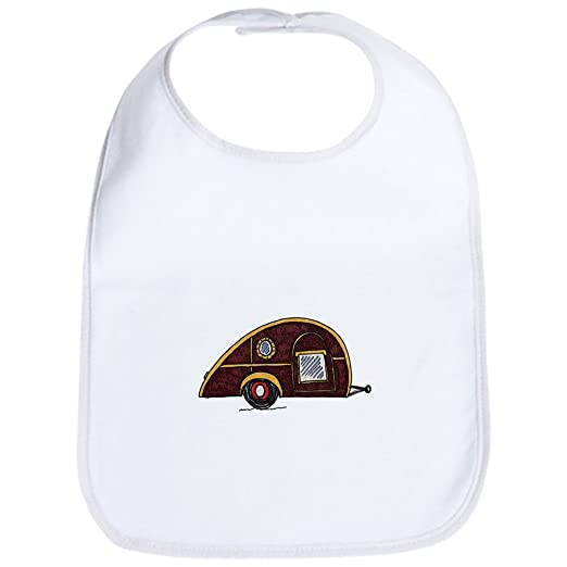 d57fade9e682e Amazon.com  CafePress - Teardrop Bib - Cute Cloth Baby Bib