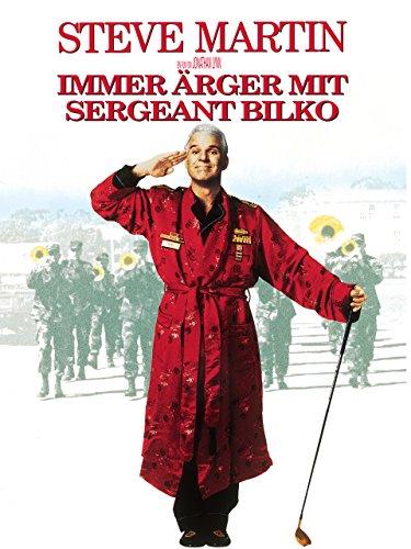 Immer Ärger mit Sergeant  Bilko Film