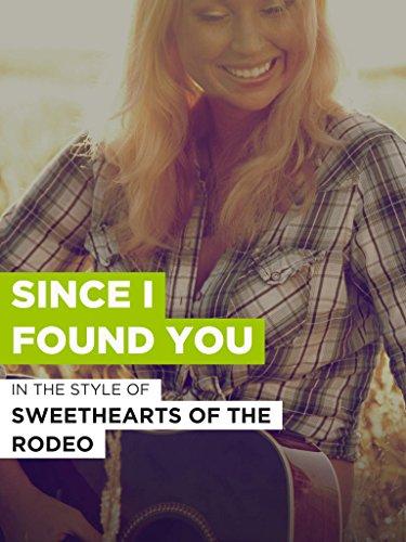 Since I Found You -