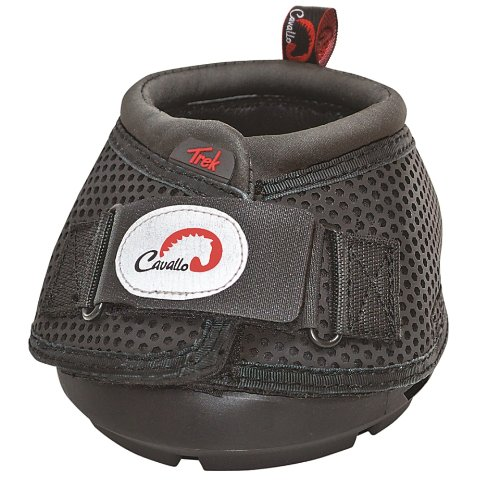 Cavallo Horse & Rider Trek Regular Sole Hoof Boot, Size 1