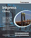 Inkpress Inkjet Photo Glossy Paper 11x14 100 Sheets