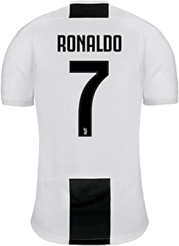 adidas juventus home ronaldo 7 jersey 2018 2019 amazon es ropa y accesorios adidas juventus home ronaldo 7 jersey 2018 2019