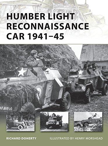 Reconnaissance Tank (Humber Light Reconnaissance Car 1941–45 (New Vanguard))