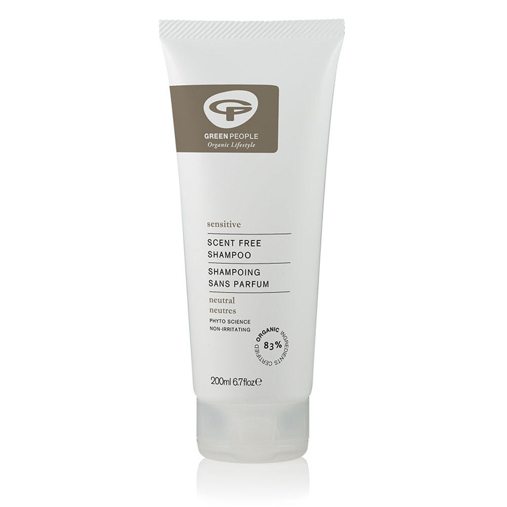 Green People Neutral/Scent Free Shampoo (200ml) GP-H004