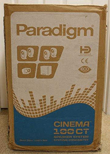 - Paradigm Cinema 100 CT 5.1 Home Theater System