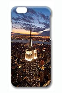 Brian114 City New York 12 Phone Case for the iPhone 6 Plus 3D