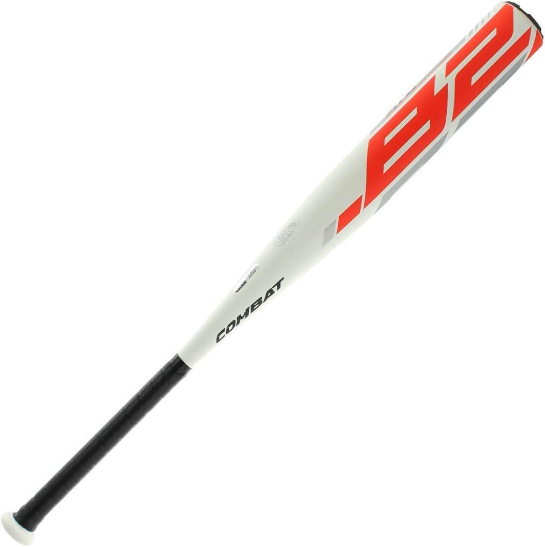 COMBAT B2 ATB USSSA Baseball Bat -11 -10 - 5 2 3 4 Barrel 2020 1 Piece ATB Composite Construction - Most Technologically Advanced Barrel In The Game 1.15 BPF Approved