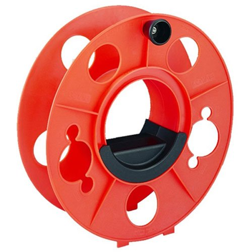 - Bayco KW-110 Cord Storage Reel with Center Spin Handle, 100-Feet