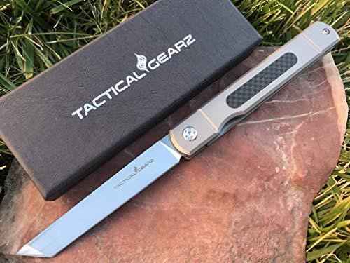 Stiletto Folder Knife - 5
