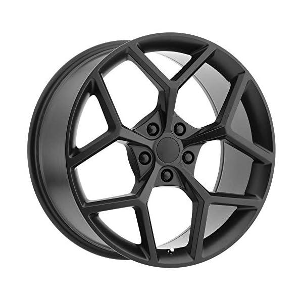 126MB-Camaro-Z28-OE-Replica-20×11-5×120-43mm-Matte-Black-Wheel-Rim