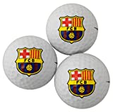 Barcelona F.C. FC Barcelona Golf Ball Gift Set by