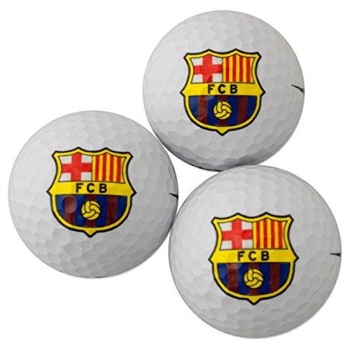 Barcelona F.C. FC Barcelona Golf Ball Gift Set