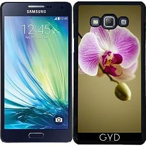 Funda para Samsung Galaxy A7 (SM-A700) - Orquídea Púrpura by WonderfulDreamPicture