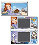 Sofia the First Once Upon a Princess Clover Amber Video Game Vinyl Decal Skin Sticker Cover for Nintendo DS Lite System