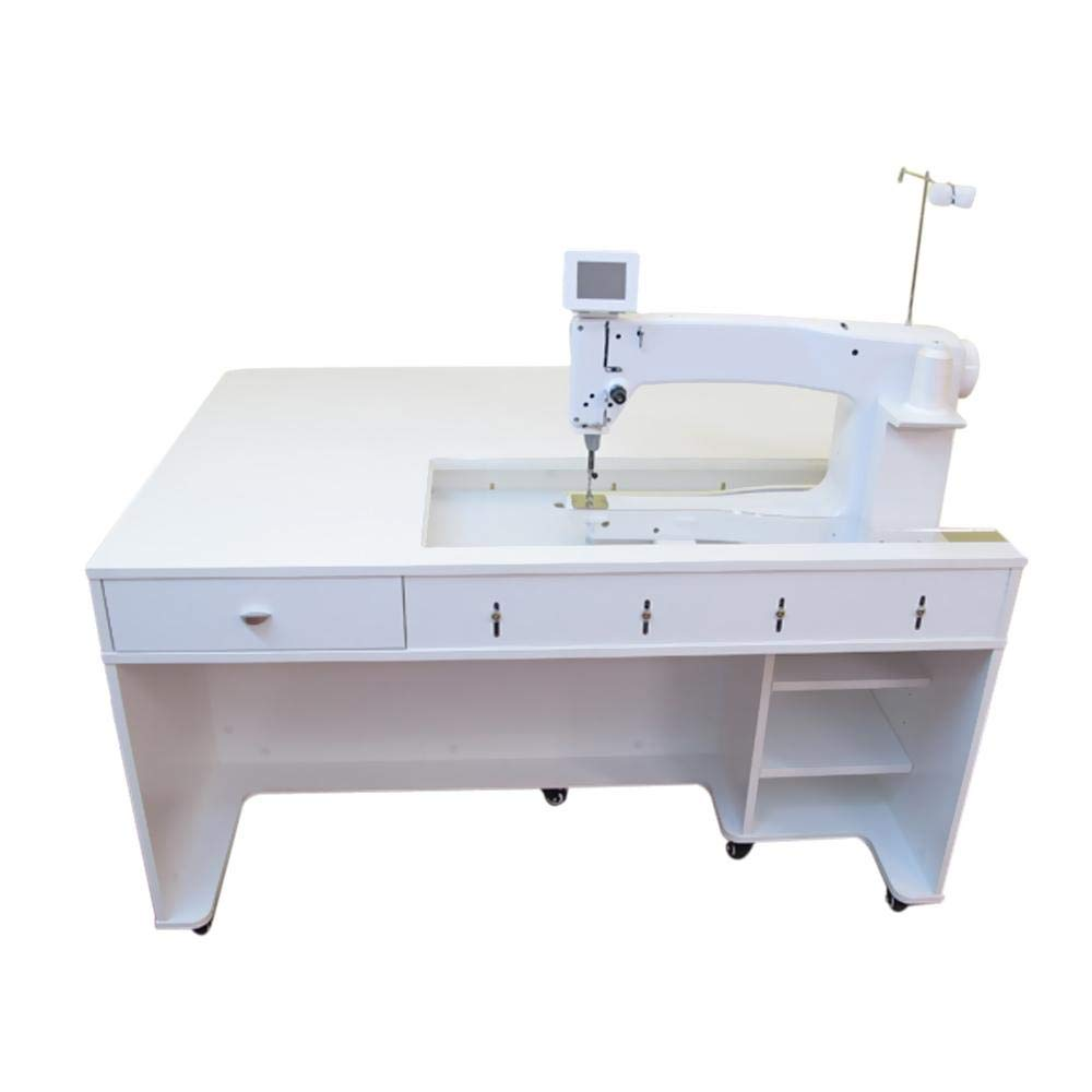 Arrow 1311 Model Quilty Sewing Cabinet Crisp White by Arrow Sewing Cabinet