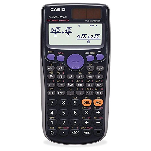 Scientific Calc 252 Functiions