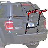 Scout 3-Bike Trunk Mounted Bicycle Carrier Rack