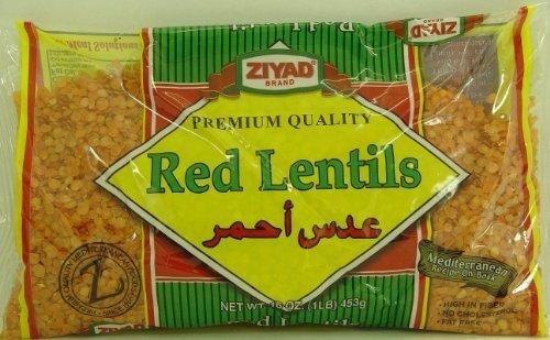 Ziyad Lentils Red by Ziyad by Ziyad