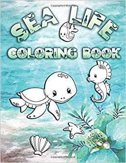 Ocean Life Coloring Pages