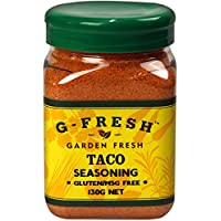 G-Fresh Taco Seasoning, 130 g