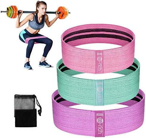 Te Rich Resistance Exercise Training Non Slip