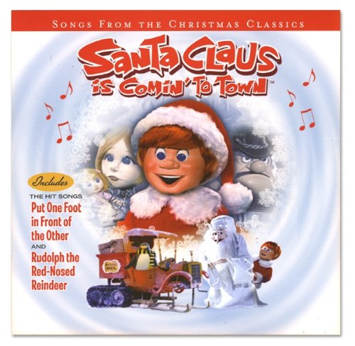 featuring the silver and gold singers songs from the christmas classics santa claus is comin to town and rudolph the red nosed reindeer amazoncom - Christmas Classics Songs