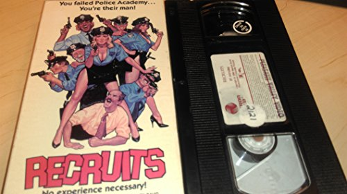 - Recruits [VHS]