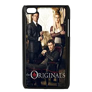 Customized Hard Back Phone Case YU-TH92711 for Ipod Touch 4 w/ The Originals by Yu-TiHu(R)