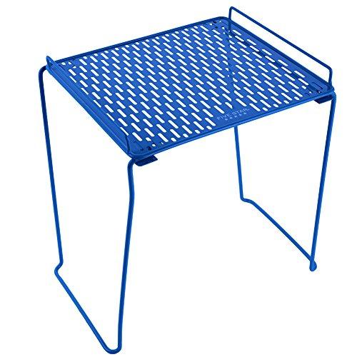 Five Star Locker Accessories, Locker Shelf, Extra Tall, Holds up to 100 Lbs. Fits 12'' Width Lockers, Blue (73319) by FIVE STAR