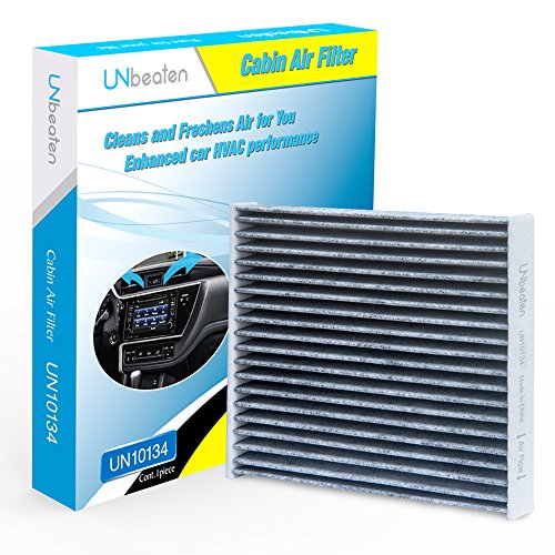 UNbeaten Cabin Air Filter UN10134 for Car Air Cleaning,Hepa with Activated Carbon Filters for Honda Odyssey Ridgeline Civic Crv Accord/Acura