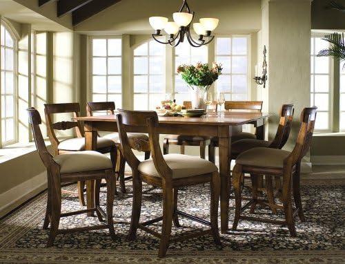 Amazon.com - Kincaid Tuscano Casual Dining Room Set with ...