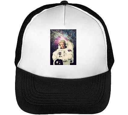 Astronaut Queen Artwork Gorras Hombre Snapback Beisbol Negro ...