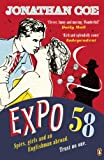 Front cover for the book Expo 58 by Jonathan Coe