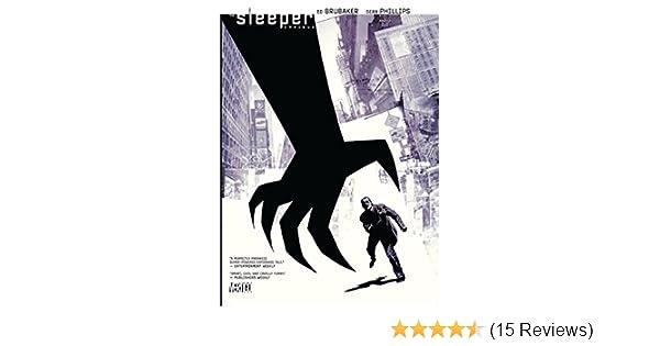 The Sleeper Omnibus Ed Brubaker Sean Phillips Colin