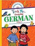 Teach Me Everyday German V. 1, Judy Mahoney, 1599721031
