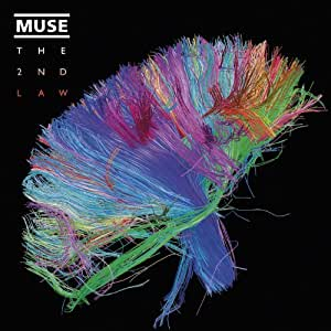The 2nd Law by Muse (2012) Audio CD