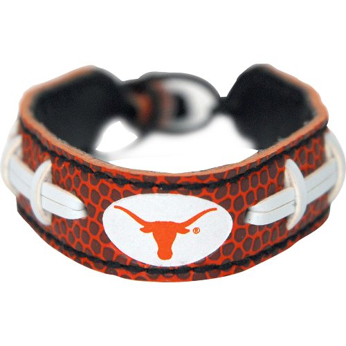 GameWear Texas Longhorns Classic Football (Football Gamewear Bracelet)