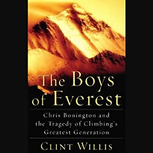The Boys of Everest Audiobook