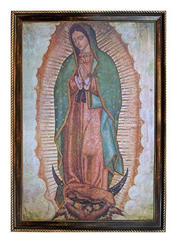 Our Lady of Guadalupe, The Virgin of Guadalupe Virgin Mary 24