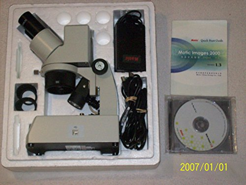 Boreal Inclined Stereomicroscope