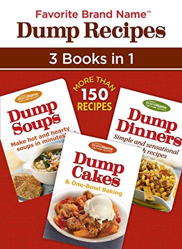 Recipe Dump Cake - Favorite Brand Name Dump Recipes TM