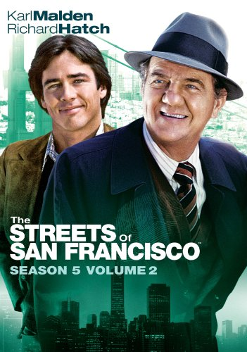 Streets of San Francisco: Season 5, Vol. 2 from PARAMOUNT - UNI DIST CORP