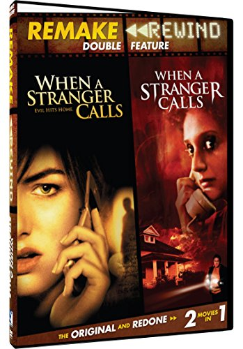 (REMAKE REWIND - When A Stranger Calls Double Feature - 1979 & 2006 versions)
